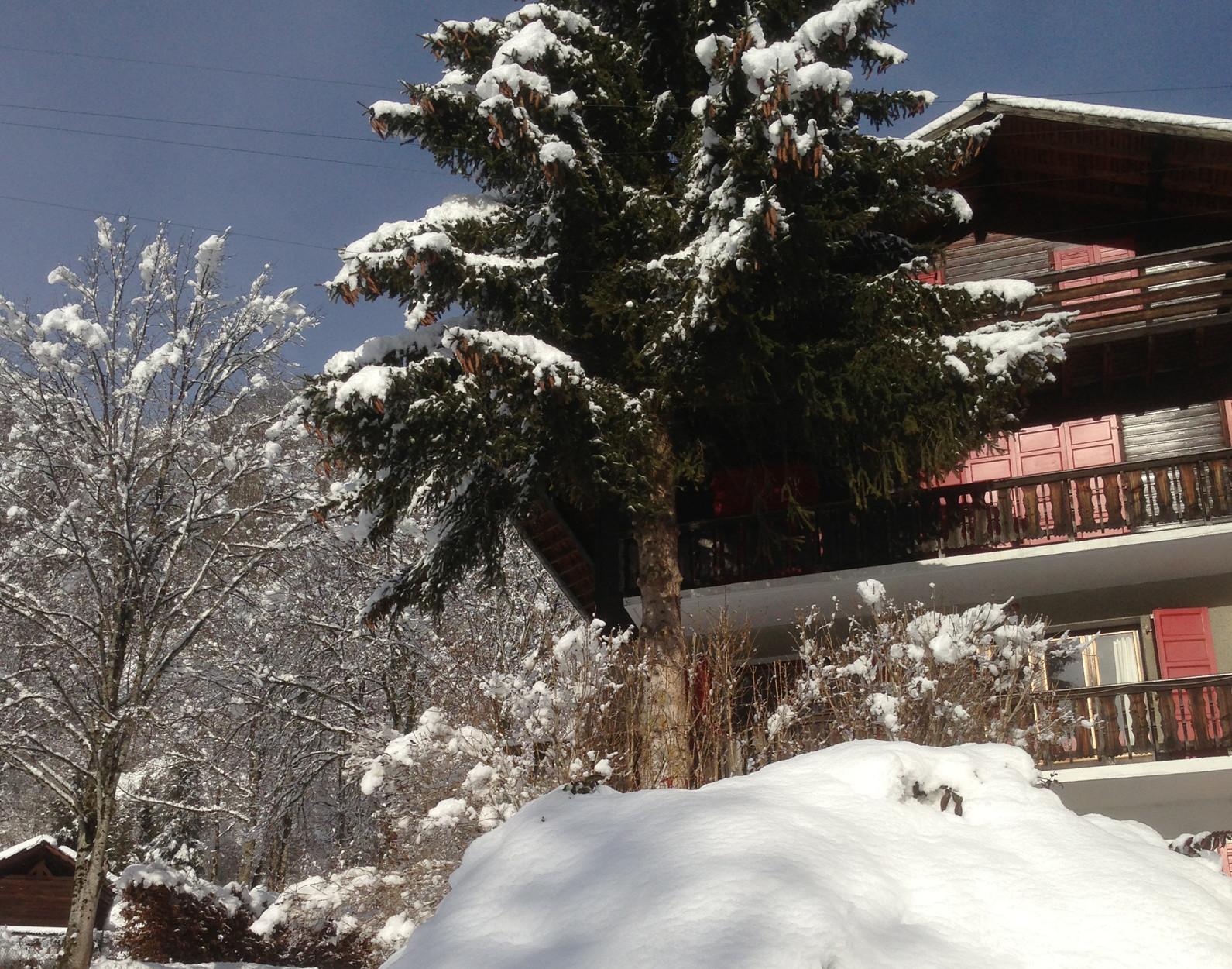Wintersport Chalet La Petite Rocaille